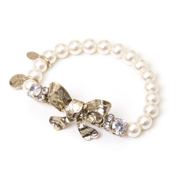 Sodini bijoux bracciale perle fiocco